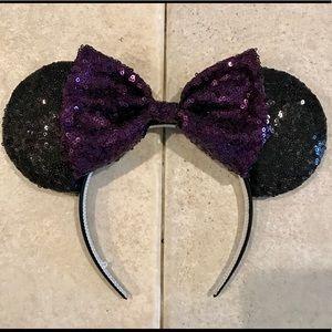 Sequins Minnie ears